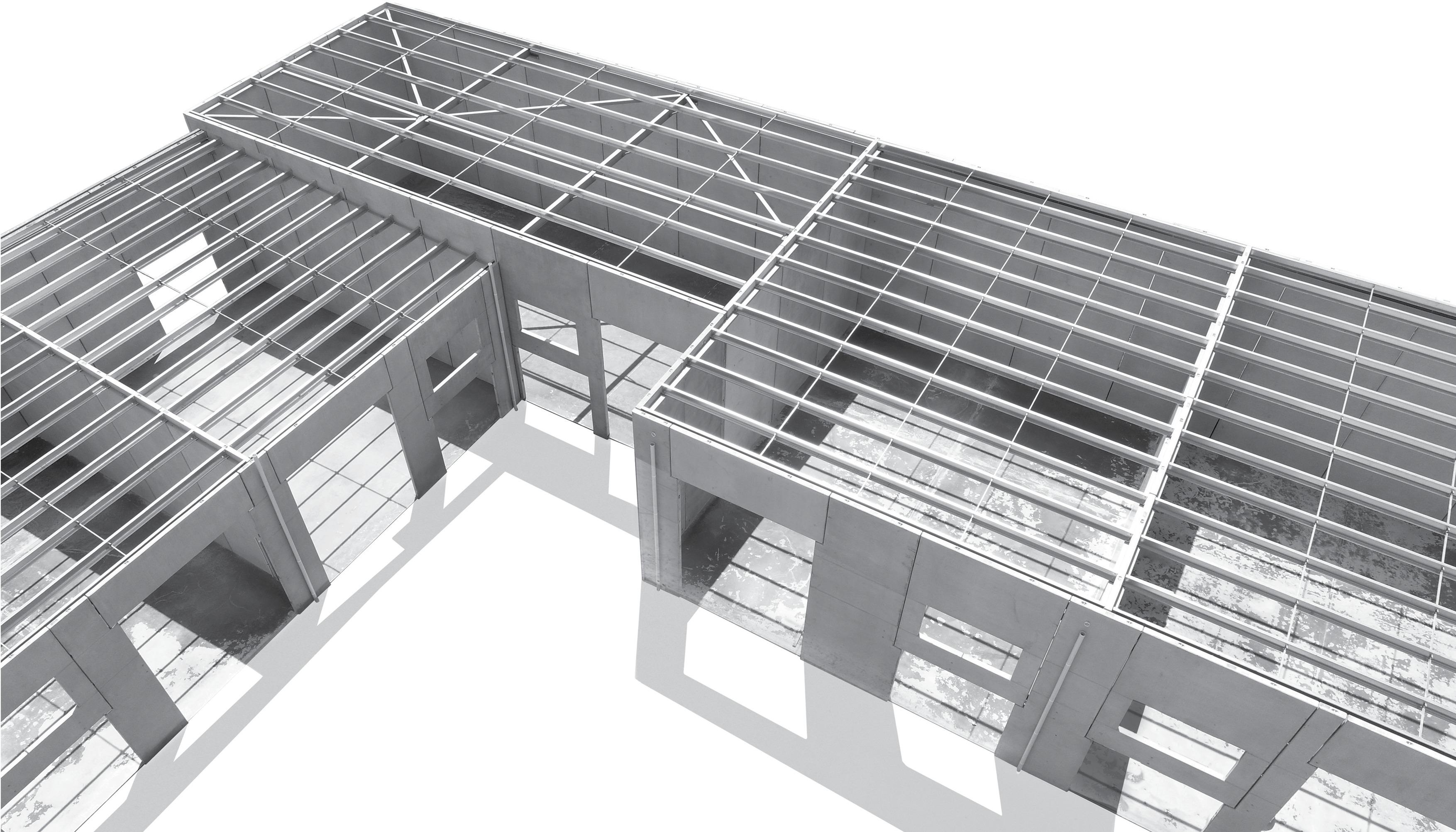 U-Select engineering steel and precast