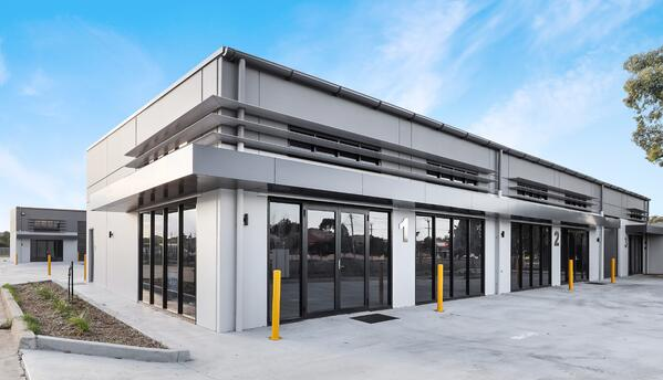 Warehouse suite for sale